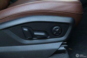 进口奥迪Q7 e-tron 副驾座椅调节