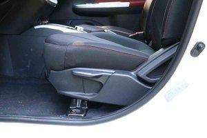 长安新奔奔EV 主驾座椅调节
