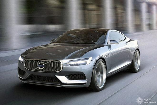 沃尔沃Concept XC Coupe