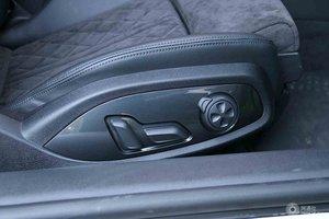 进口奥迪TT RS 副驾座椅调节