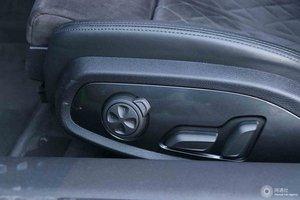 进口奥迪TT RS 主驾座椅调节