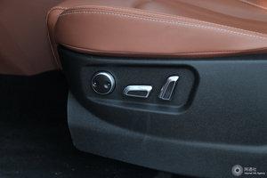 北汽幻速S7 主驾座椅调节