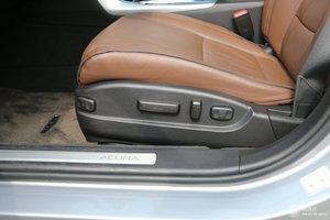 讴歌TLX-L 主驾座椅调节