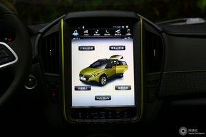 U5 SUV 中央显示屏