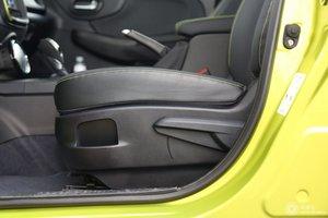 U5 SUV 主驾座椅调节