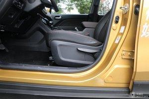 传祺GS3 主驾座椅调节
