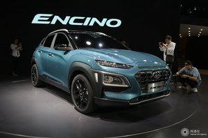 现代ENCINO 车展
