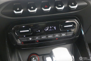 宝骏530 空调调节