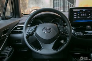 丰田C-HR 方向盘