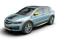 观致3 Q·LECTRIQ纯电动概念车