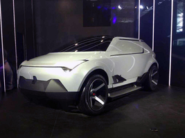 威马AG2020概念车