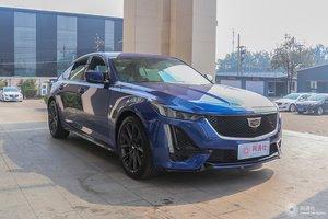 凱迪拉克CT5價格公布 推6款車型/售27.97萬元起