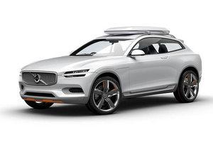 沃尔沃Concept XC Coupe概念车