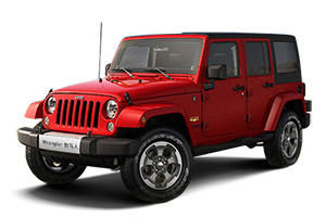 Jeep牧马人(进口)