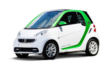 smart fortwo 电动