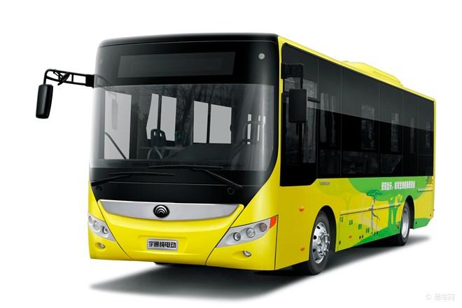 宇通E8纯电动城市客车