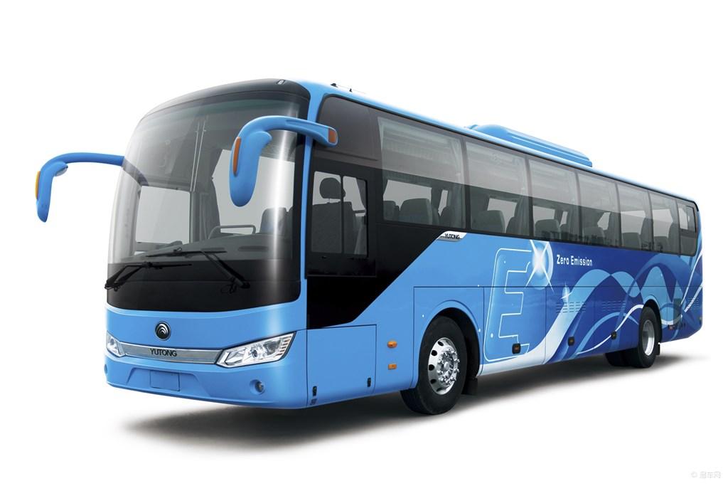 宇通E12纯电动城市客车
