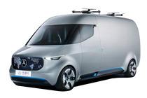 奔驰Vision Van(进口)