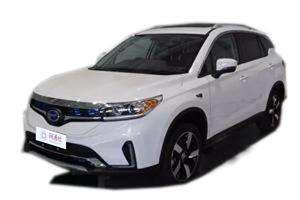 广汽ix4 EV