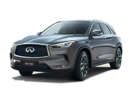 英菲尼迪QX50