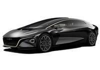 阿斯顿·马丁Lagonda Vision Concept