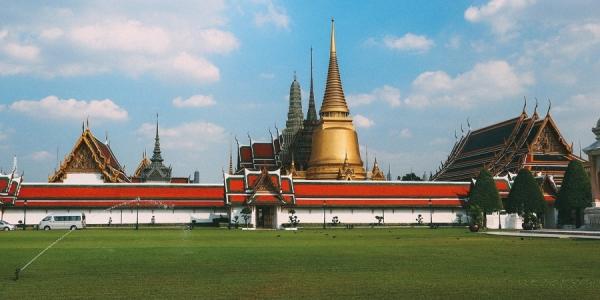 【视频】这里泰热了 泰国曼谷半日游