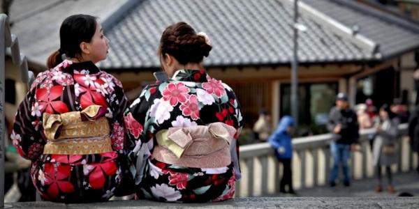 和媳妇去日本 看看那些向往已久的美景