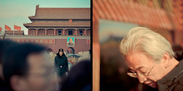 投稿|标准北京游客照