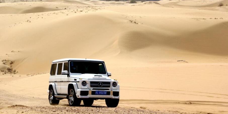 初春之时穿沙的季节,呼市周边沙漠穿越记。
