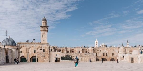和朋友一拍即合的以色列自驾游