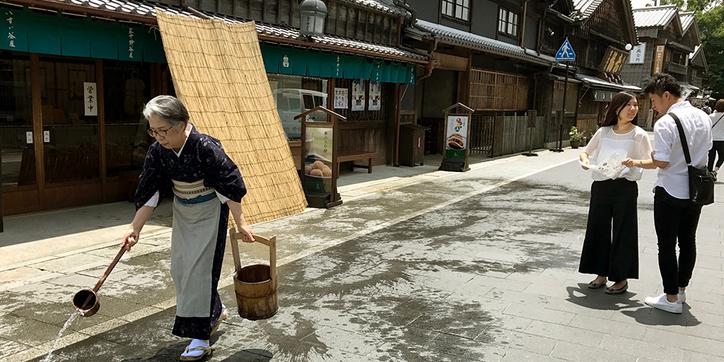 说一说这次我们的日本中部的无聊游走