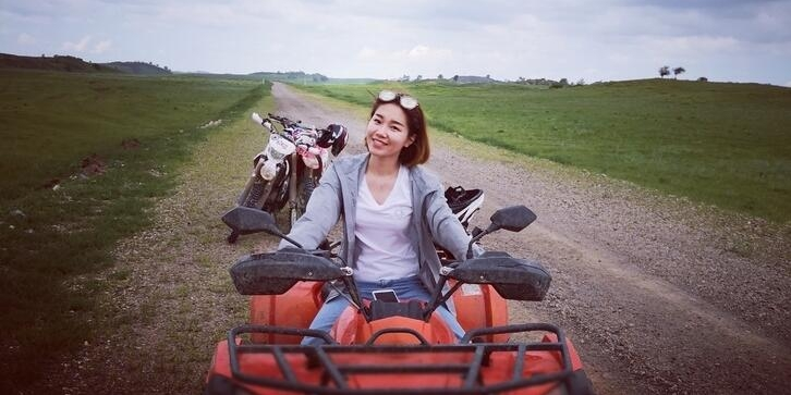 大美草原,畅快骑行,乌兰布统草原穿越活动回顾。