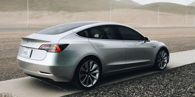 每日新闻:喜大普奔!特斯拉终于在Model 3上赚钱了!