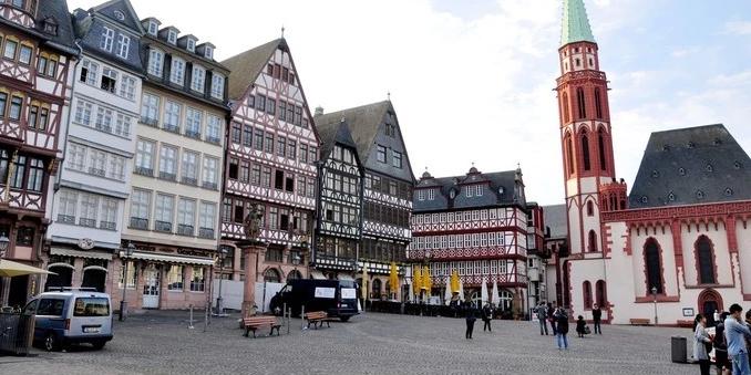 难忘的法兰克福,卢森堡欧洲之旅