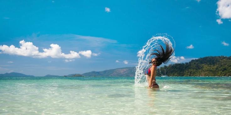 终于去过了泰国麻袋,千元旅费开启一场丽贝岛的浪漫之旅