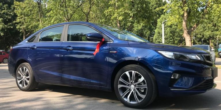 人生的第一台车 2018帝豪GL尊贵版1.4T回家记