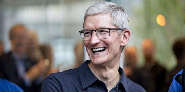 蒂姆·库克对白人主义者说:你们在苹果平台上没有立足之地!