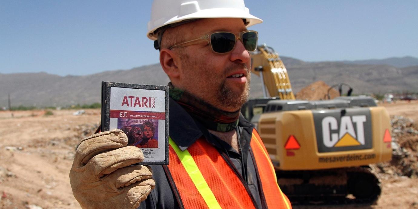 认真阅读说明书后你会发现雅达利《E.T.》或并不是一款糟糕游戏