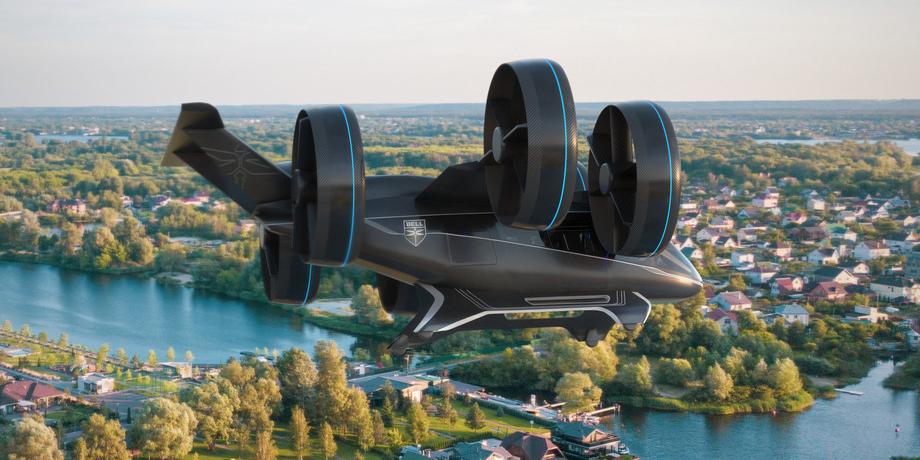 """打个飞的?贝尔混合动力飞行汽车将在""""2020年代中期""""Uber实现"""