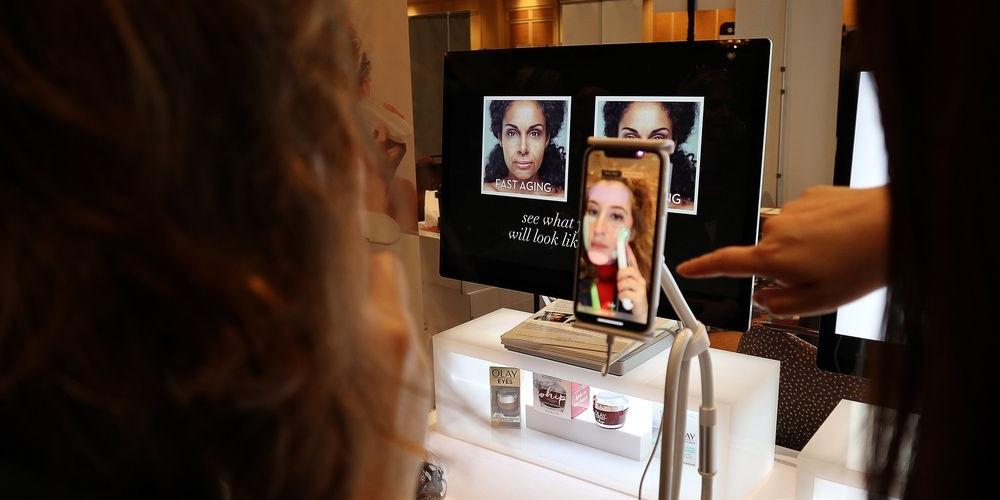 科技也要美美哒 CES2019大会中Olay玉兰油带来护肤APP