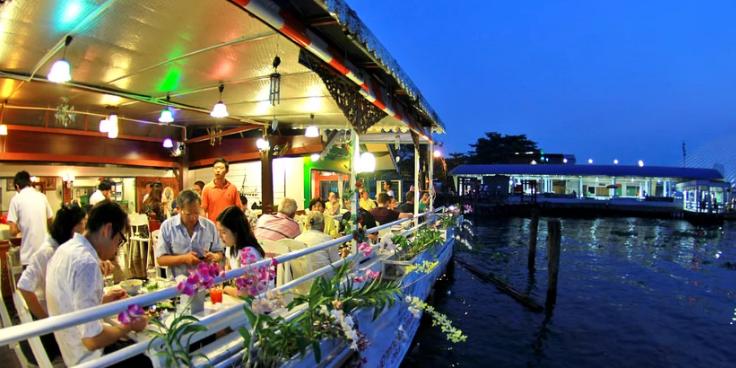 来曼谷泰国这些餐厅一定要去