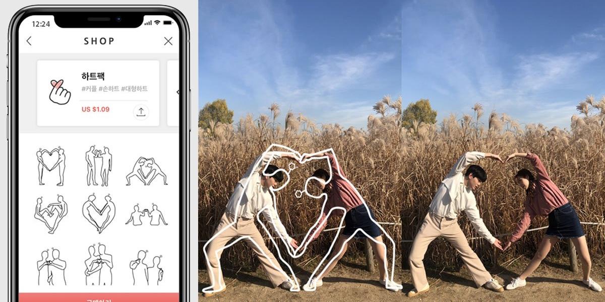 暂停学姿势!这个app教你如何在Instagram上凹个好造型