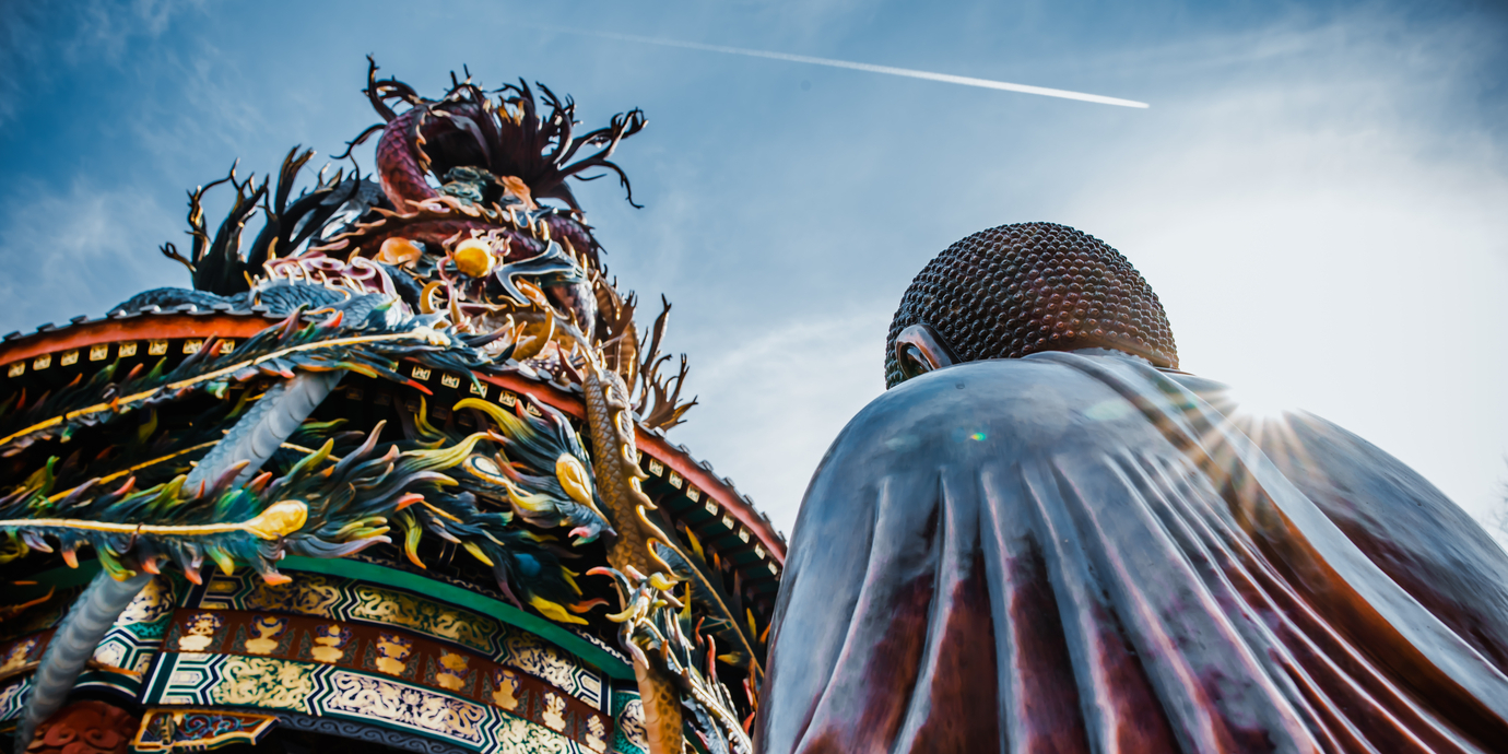 小熊猫奇妙冒险 | 驾威朗GS探访北京最硬核的寺庙