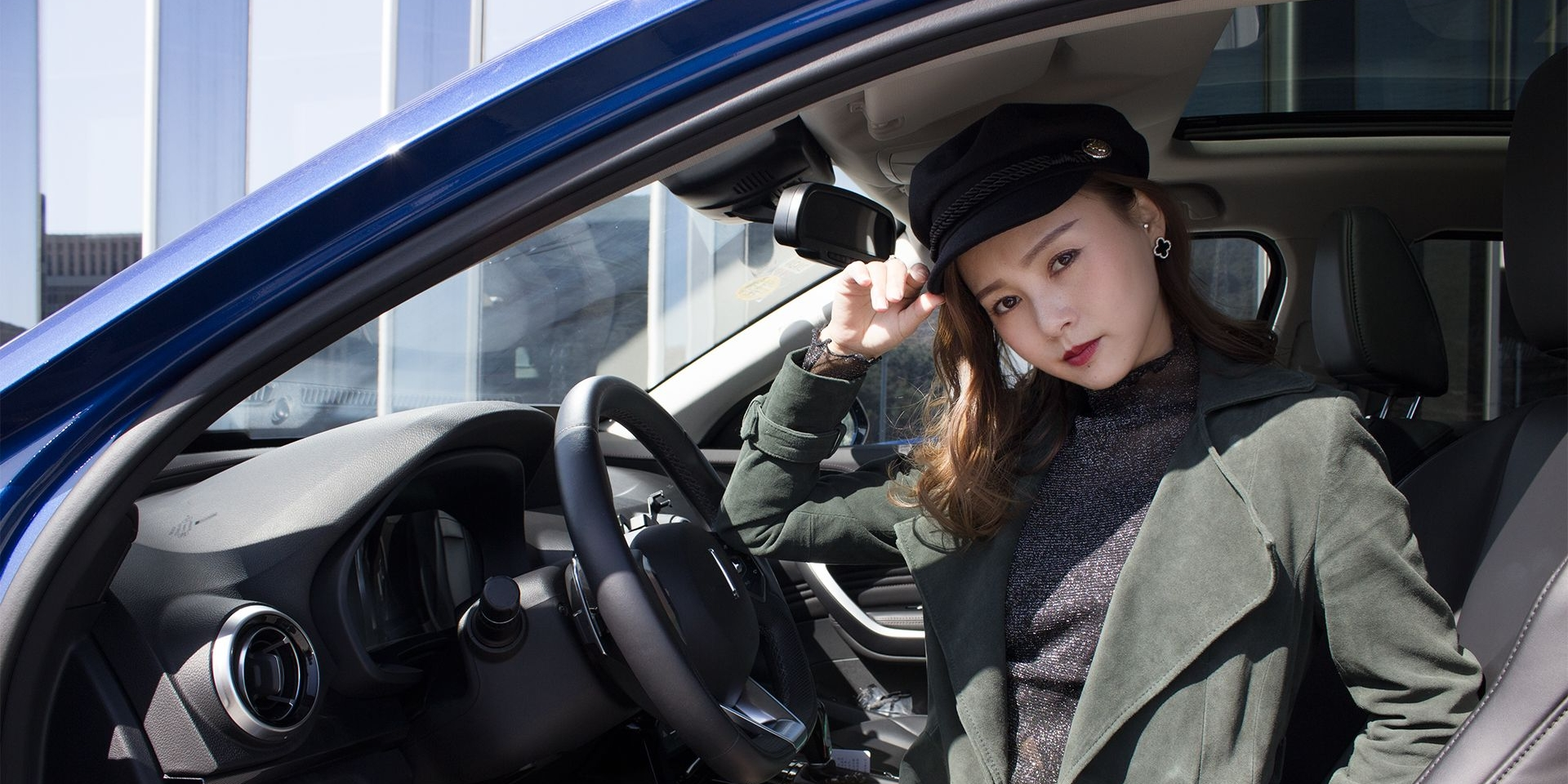 2019年最新一期媳妇当车模新鲜出炉