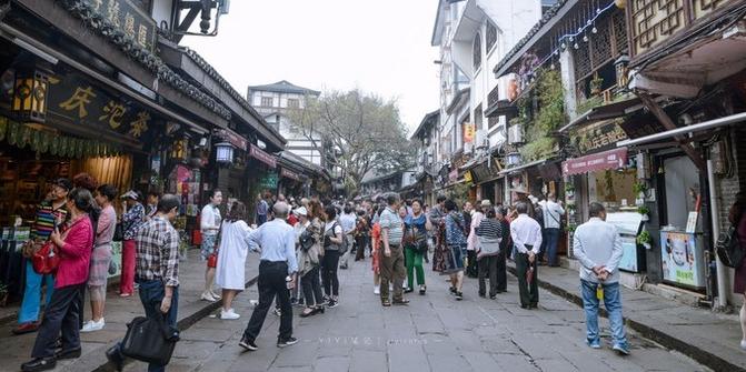 重庆,解锁这座光靠地形就能称霸全国的城市