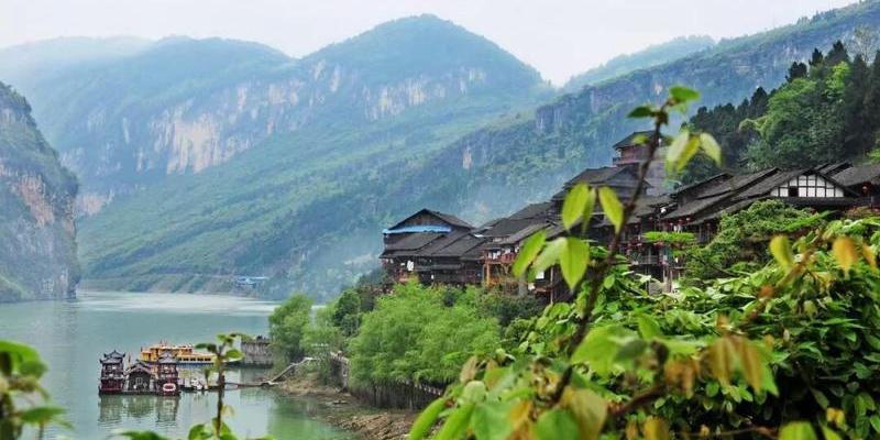 酉阳土家苗族自治县 私藏在重庆的大山中 美得浑然天成