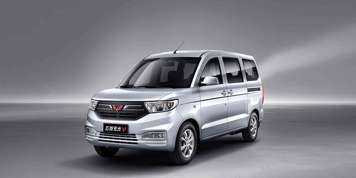 五菱宏光V 1.5L劲享版上市 国六版售价4.98万元
