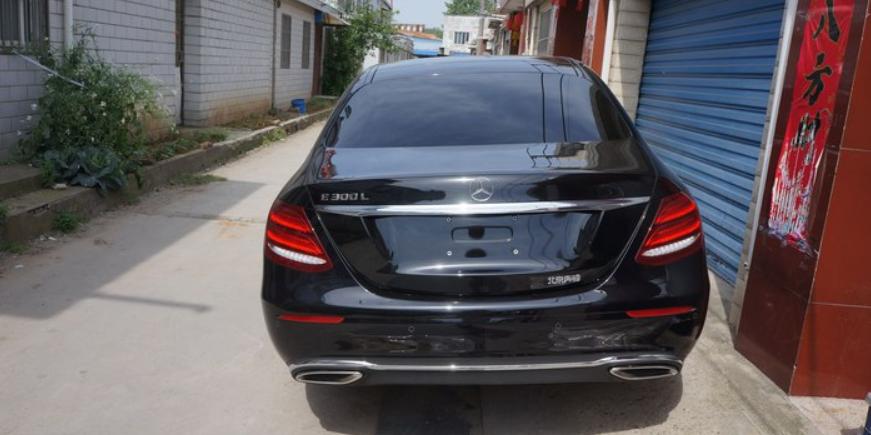 2019款奔驰E 300 L豪华型提车分享