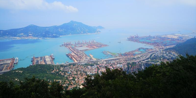 如果来连云港旅游,这几个地方不可不去