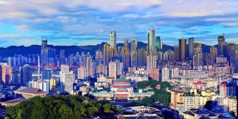 给大家盘点一些重庆母城值得去看的风景